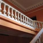 Центральная лестница.