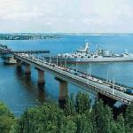 """Варваровский мост - последние""""ворота"""" на пути в открытое море."""