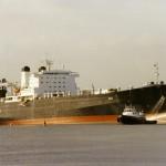 28.01.1997 Выход из порта Саутгемптон, Англия