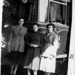 1975 год. Вагон 414. Слева Стасюк