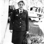Антонина Алексеевна Гришина, Работала вагоновожатой на №6, 7 и 1. 70-80-е годы.