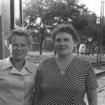 Антонина Алексеевна Гришина, Работала вагоновожатой на №6, 7 и 1. 70-80-е годы. Фото 4.