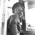 Антонина Алексеевна Гришина, Работала вагоновожатой на №6, 7 и 1. 70-80-е годы. Фото 5.