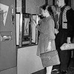 Автомат для продажи карандаей и тетрадей