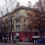 Автоматы газводы на углу Соборной и Спасской