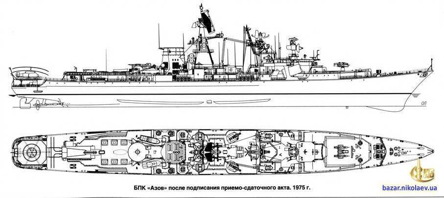 Чертеж БПК Азов