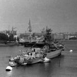 День флота 1987 год. Фото Дмитрия Удовицкого.