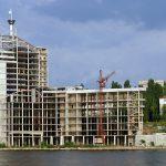 """Гармония бетона. Строительство турбазы """"Южный Буг"""" в Николаеве."""