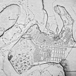 Карта Николаева 1825 год