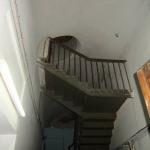 Лестница в Николаевской Обсерватории.