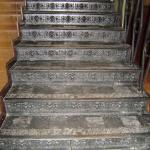 Лестница в здании на Никольской. Правое крыло.