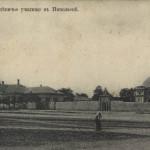 Мечеть и девичье училище в Николаеве. Открытка начала ХХ века.