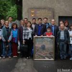 Музей десанта под командованием К.Ф. Ольшанского. 22.05.2010