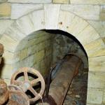 Подземная галерея водонапорной башни.