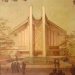 Проект Николаевской филармонии вКаштановом сквере.