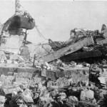 Разрушенный ЧСЗ. Апрель 1944. Фото 005