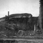 Разрушенный ЧСЗ. Апрель 1944. Фото 006
