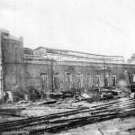 Цех перед эллингом, ориентировочно где сейчас 45 цех, ЧСЗ, 1944 г.