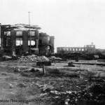 """Справа Большой Ковш. У этой стенки немцами были захвачены ледокол """"Микоян"""", крейсер """"Фрунзе"""" и эсминец """"Озорной"""""""