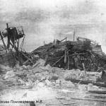 Разрушенный ЧСЗ. Апрель 1944. Фото 010