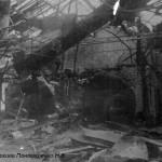 Разрушенный ЧСЗ. Апрель 1944. Фото 013