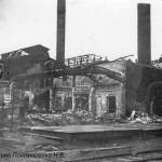 Разрушенный ЧСЗ. Апрель 1944. Фото 014