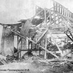 Разрушенный ЧСЗ. Апрель 1944. Фото 017