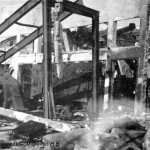 Разрушенный ЧСЗ. Апрель 1944. Фото 018