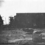 """Стапель 0 с линкором """"Советская Украина"""", ЧСЗ, 1944 г."""