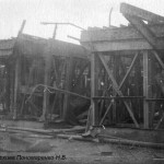 Разрушенный ЧСЗ. Апрель 1944. Фото 031