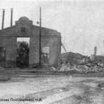 Разрушенный ЧСЗ. Апрель 1944. Фото 032