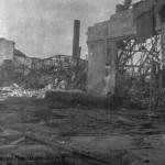 Разрушенный ЧСЗ. Апрель 1944. Фото 033