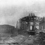 Разрушенный ЧСЗ. Апрель 1944. Фото 034