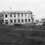 Разрушенный ЧСЗ. Апрель 1944. Фото 036