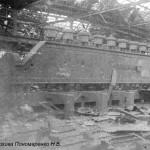 Разрушенный ЧСЗ. Апрель 1944. Фото 050