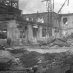 Разрушенный ЧСЗ. Апрель 1944. Фото 052