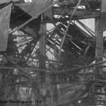 Разрушенный ЧСЗ. Апрель 1944. Фото 054