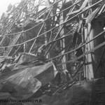 Разрушенный ЧСЗ. Апрель 1944. Фото 055