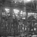 Разрушенный ЧСЗ. Апрель 1944. Фото 056
