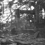 Разрушенный ЧСЗ. Апрель 1944. Фото 057