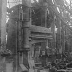 Разрушенный ЧСЗ. Апрель 1944. Фото 058