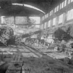 Разрушенный ЧСЗ. Апрель 1944. Фото 061