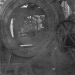 Разрушенный ЧСЗ. Апрель 1944. Фото 063