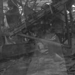 Разрушенный ЧСЗ. Апрель 1944. Фото 065
