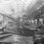 Разрушенный ЧСЗ. Апрель 1944. Фото 068