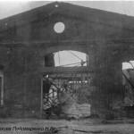 Разрушенный ЧСЗ. Апрель 1944. Фото 069