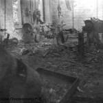 Разрушенный ЧСЗ. Апрель 1944. Фото 071