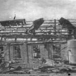Разрушенный ЧСЗ. Апрель 1944. Фото 073