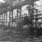 Разрушенный ЧСЗ. Апрель 1944. Фото 078