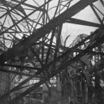 Разрушенный ЧСЗ. Апрель 1944. Фото 082